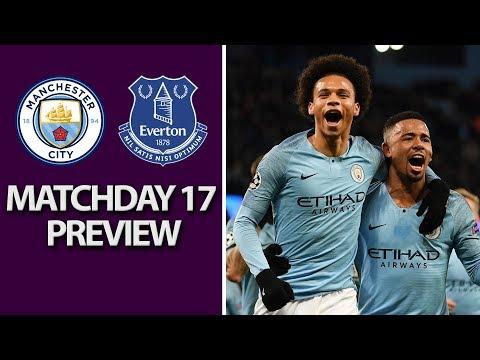 Manchester City v. Everton | PREMIER LEAGUE MATCH PREVIEW | 12/15/18 | NBC Sports