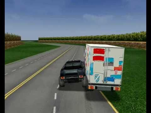 Hard Truck 2 King of the Road Windows game