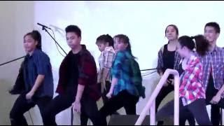 Ateneo SHS co-ed IndAK debut performance at Pinoy Tuntunan