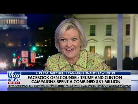 ROTFLMAO!!! Facebook General Council : Russia only spent $46K on Facebook Ads