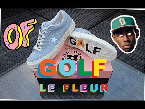 Converse One Star Golf le Fleur Review | ON FEET | (Tyler the Creator)