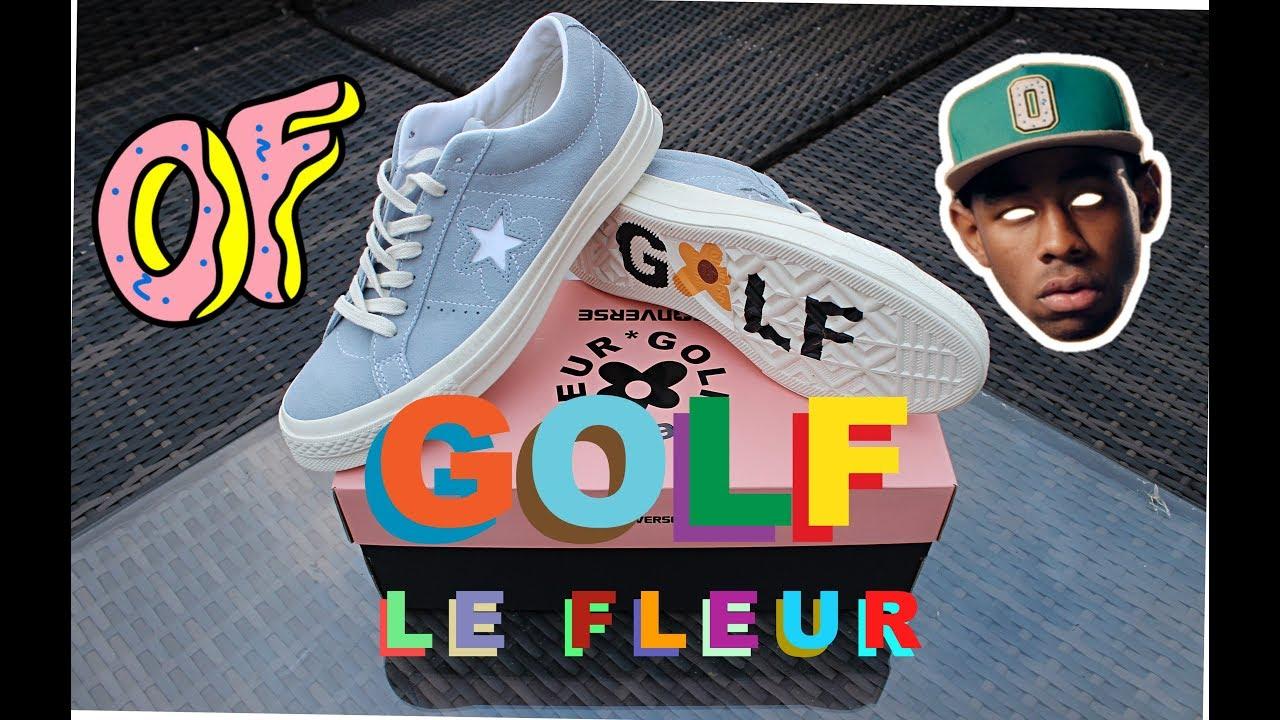 45ad8e8e667644 Converse One Star  Golf le Fleur  Review