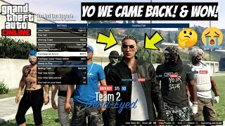 GTA V Online: Run & Gun TDM PS4 (YO WE CAME BACK & WON! 🔥🔥🔥) | 4K 60 FPS | #GTAV #RunAndGun
