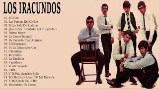 LOS IRACUNDOS - 20 éxitos originales