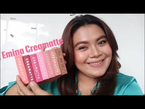 emina-creamatte-review-&-swatches-|-putri-barbie