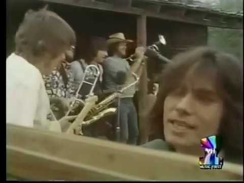 "Terry Kath and Chicago ""Chicago In The Rockies"" TV special 1973"