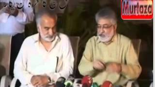 Pir Sain Pagara Syed Sibghatullaha Shah Sain   Support Dr Zulfiqar Mirza Group In Local Bodies Elec