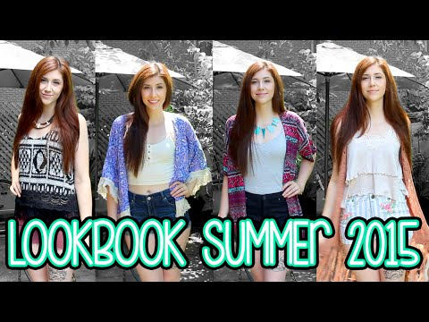 LOOKBOOK SUMMER 2015