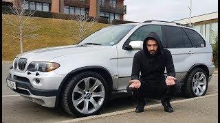 - BMW X5 e53 -  ! 4.8is