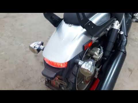 """Honda VTX 1800, 2006 год """"Конь-Огонь"""""""