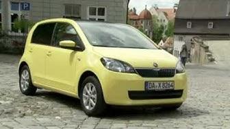 Skoda Citigo 1.0 im Test | Autotest 2012 | ADAC