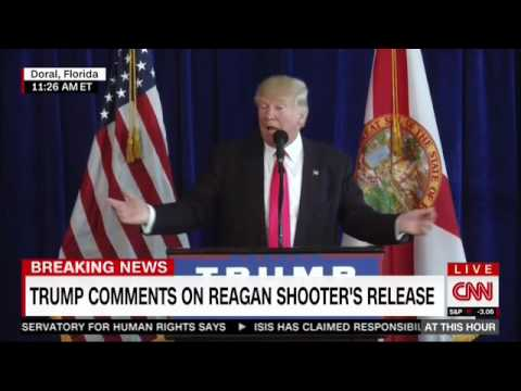 Trump Gets Testy With NBC's Katie Tur