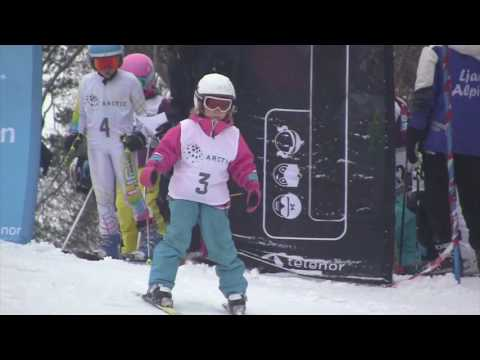 Ljansrennet 2017 -Kjelsås alpin