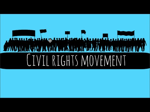 Civil Rights Movement - Different Ways Of Protesting - GCSE History