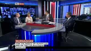 UKIP Nigel Farage on Education - Private Schools dominating establishment - Sky News (13May12)
