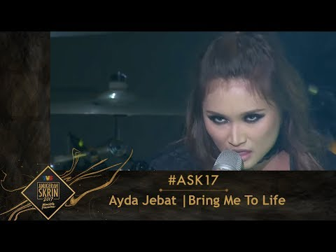 #ASK17 | Ayda jebat | Bring Me to Life