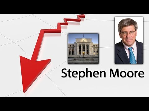 If it's a Recovery, It's Pitiful - Stephen Moore of Heritage Foundation Interview