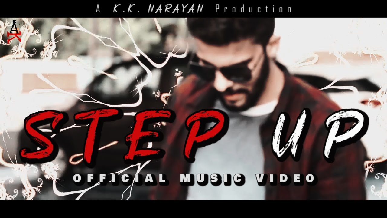 Ashish Kamath – STEP UP [Official Music Video]