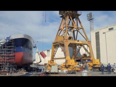 ASMAR Shipyards Talcahuano