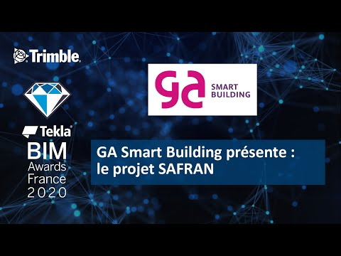 GA Smart Building présente le projet SAFRAN