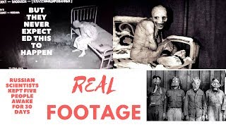 The Russian Sleep Experiment