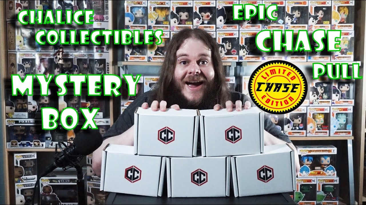 Download Chalice Collectibles Mystery Boxes | CHASE PULL!