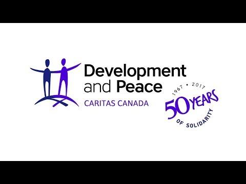 Canada 150 - Development and Peace