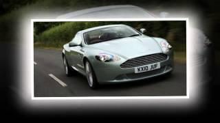 Обзор Aston Martin DB9 Астон Мартин ДБ9 купе