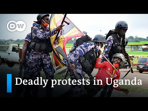 Uganda: Deadly crackdown on opposition activists | DW News