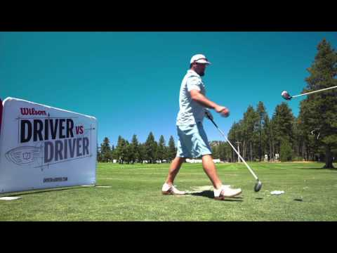 Driver vs. Driver - Eric Gagne Tests Our Prototypes