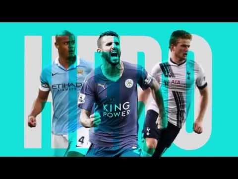 Premier League 2016/17 Broadcast Graphics by DixonBaxi
