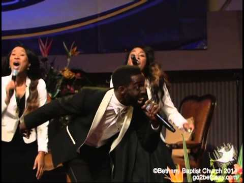 Tye Tribbett at Power of God 2014