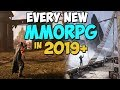 Every Upcoming MMO & MMORPG 2019 And Bey