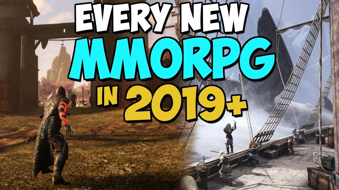 Best Free Mmos 2020 Every Upcoming MMO & MMORPG 2019 And Beyond!   YouTube