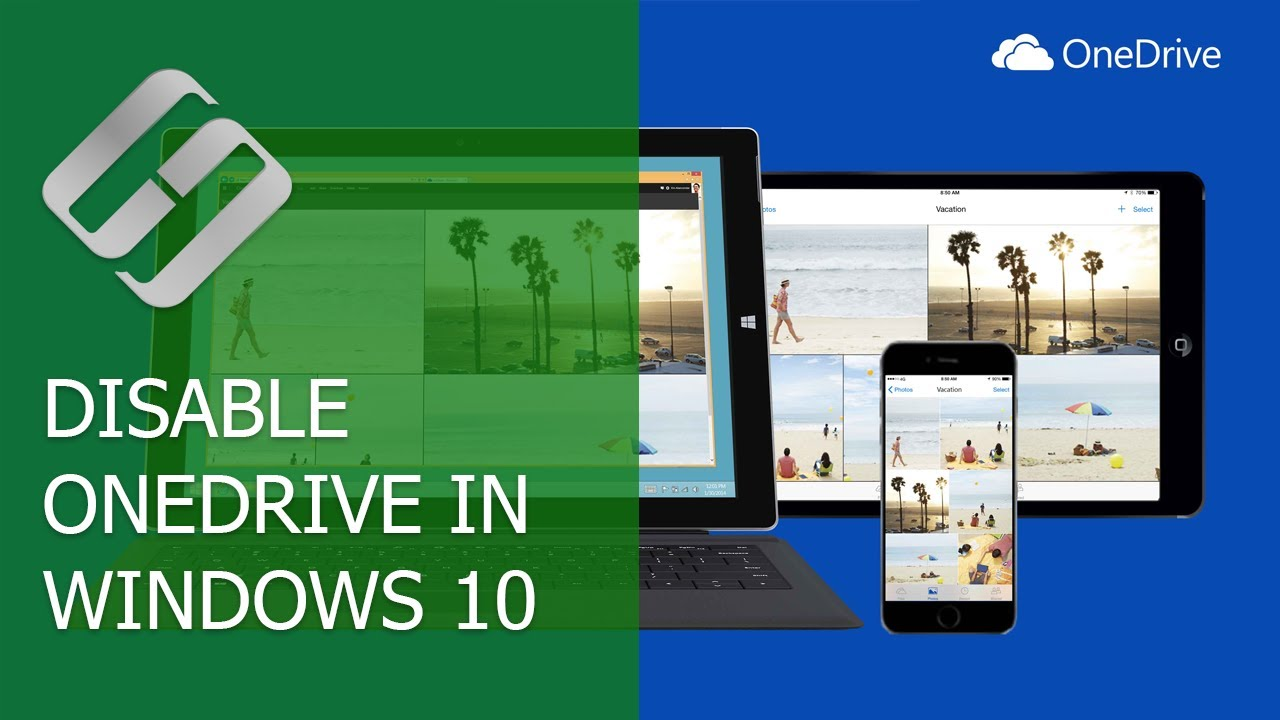 How to Disable and Delete OneDrive in Windows 10 💻🛑💥
