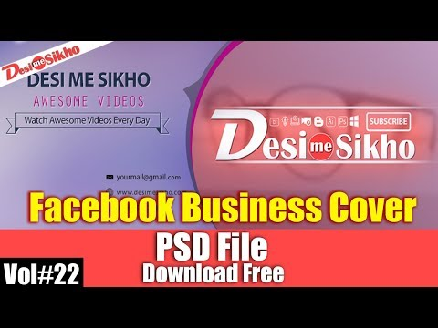 Facebook Business Cover PSD Template Download Free Vol#22 [desimesikho] 2018