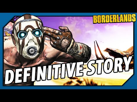 Borderlands - The FULL History of Pandora! (The Definitive Story)