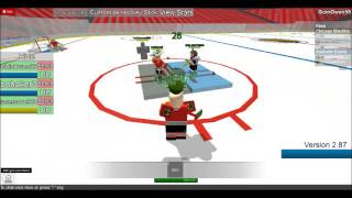 roblox hockey finale