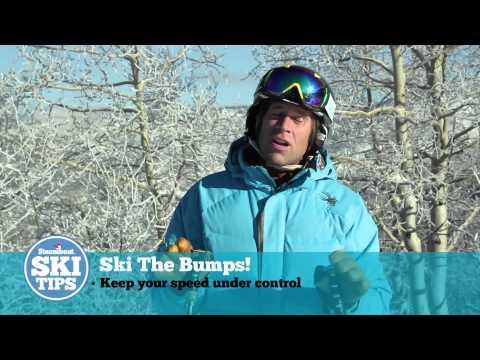 Skiing Tips - How To Ski The Bumps / Moguls - Steamboat Ski Resort Pro Nelson Carmichael