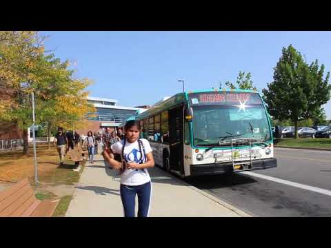 Problems with bus transit at Niagara College