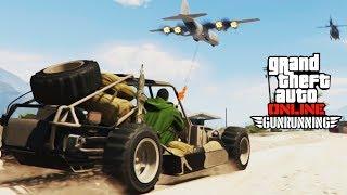 GTA V Online : GunRunning | TRIPLE XXX COM MUITA GUERRA