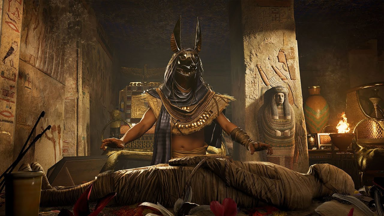 Documentario sui Segreti dell'antico Egitto