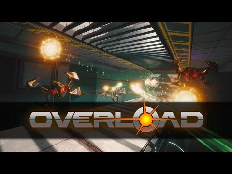 Overload - Right in the Childhood! - Let's Play Overload Gameplay