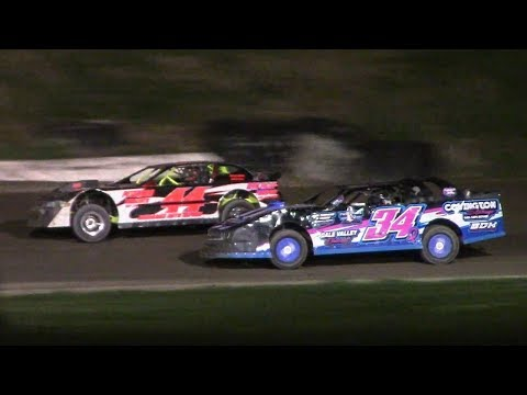 Street Stock Feature | Genesee Speedway | 5-12-18