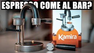 Caffè Espresso come al Bar? Kamira, Pregi e Difetti RECENSIONE