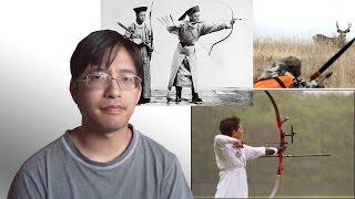 Styles of Archery