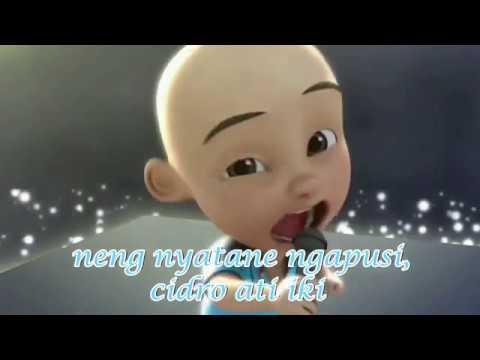 Lagu Kelingan Mantan - Via Vallen & Nella Kharisma (Lirik, Music, Video) Versi Upin Ipin Lucu Banget