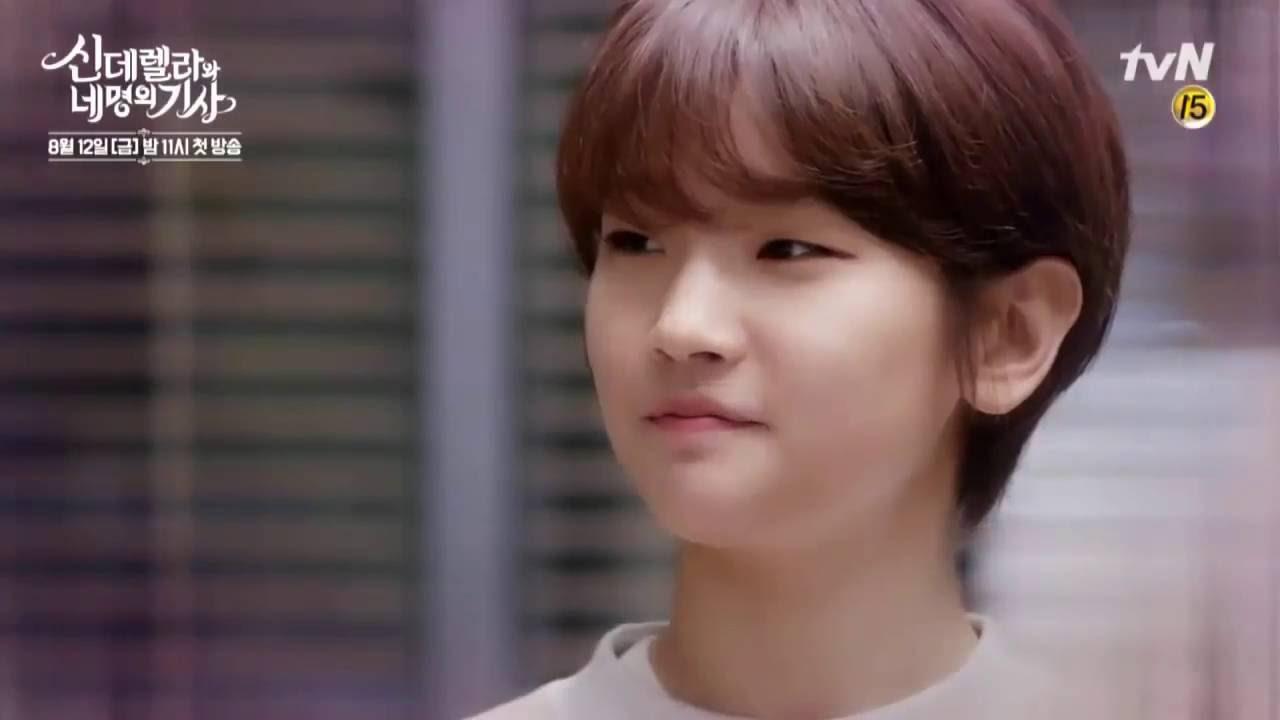 Hậu trường Lọ Lem và Bốn Chàng Hiệp Sĩ Cinderella With Four Knights BTS  Part 2