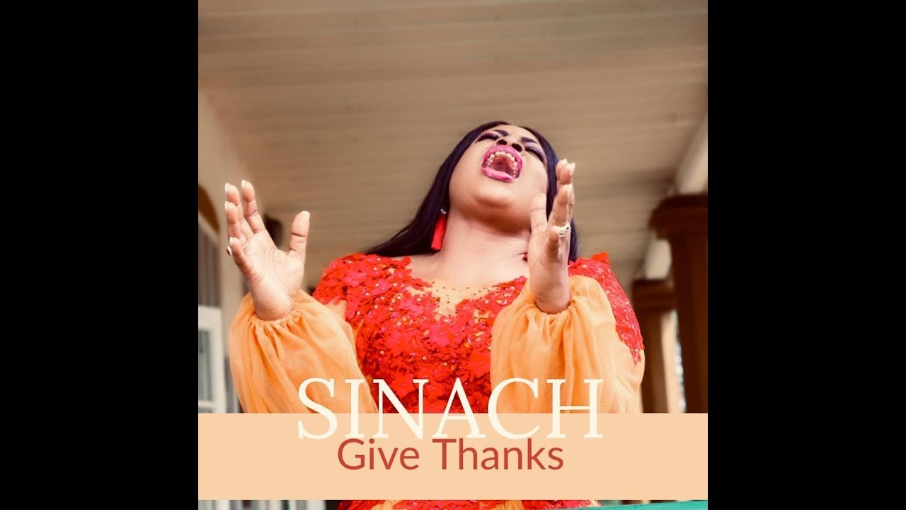 Download GIVE THANKS: SINACH
