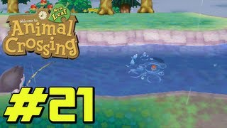 Lets Play ANIMAL CROSSING NEW LEAF #21: Insekten & Fische fangen [Deutsch/German] [HD]